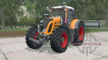 Fendt 936 Vaꞅio pour Farming Simulator 2015