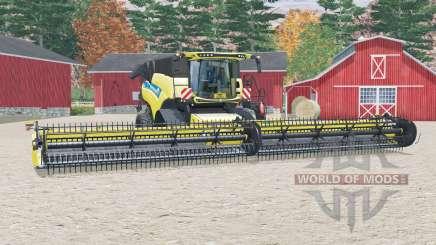 Nouvelle-Hollande CⱤ10,90 pour Farming Simulator 2015