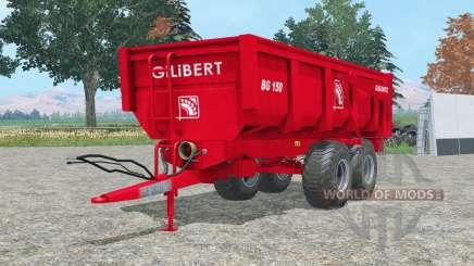 Gilibert BG 1ⴝ0 für Farming Simulator 2015