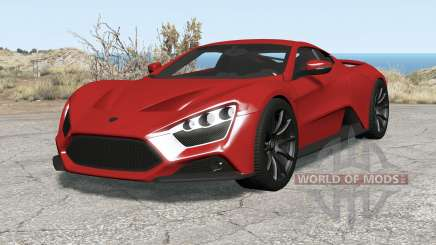 Zenvo ST1 200୨ pour BeamNG Drive