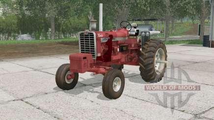 Farmall 1206 Turbꝋ pour Farming Simulator 2015