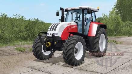 Steyr 6140〡6195 CVT für Farming Simulator 2017