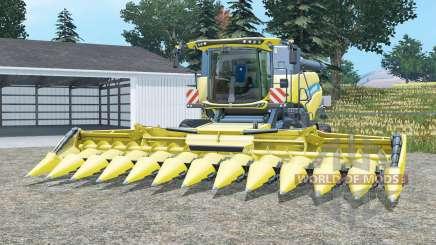 New Holland CR10.90 tinted windows pour Farming Simulator 2015