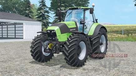 Deutz-Fahr 7250 TTV Agrotrᴑn pour Farming Simulator 2015