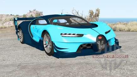 Bugatti Vision Gran Turismo 201ⴝ für BeamNG Drive