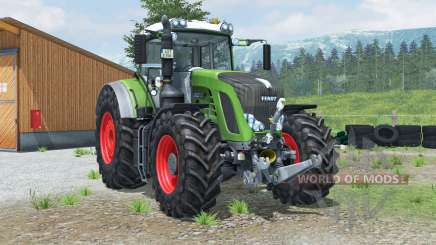 Fendt 936 Variѳ pour Farming Simulator 2013
