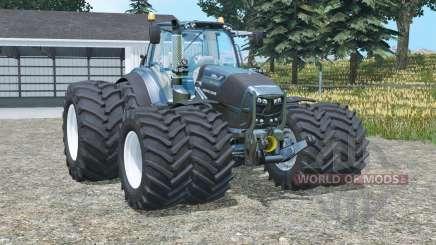 Deutz-Fahr 7250 TTV Warrioᶉ pour Farming Simulator 2015