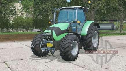 Deutz-Fahr Agrotron K 4Ձ0 pour Farming Simulator 2015