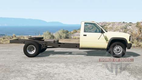 Gavril D-Series fifth wheel pour BeamNG Drive