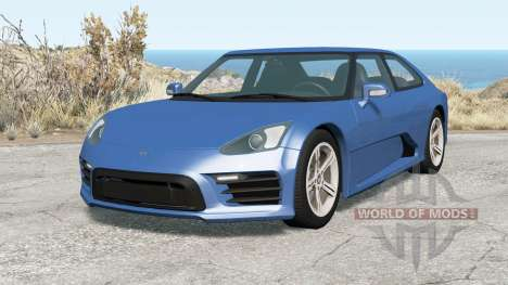 Hirochi SBR4 new transmissions v1.2.1 pour BeamNG Drive