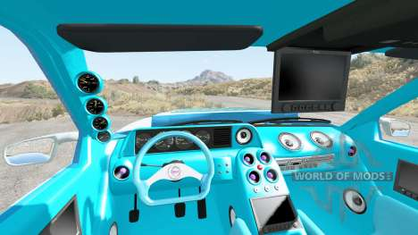 Bruckell LeGran Showboat v1.1 pour BeamNG Drive