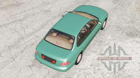 Ibishu Pessima CX v2.1 pour BeamNG Drive