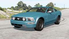 Ford Mustang GT 2005 v2.0 für BeamNG Drive