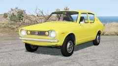 Datsun Cherry 100A 2-door sedan (E10) 1972 pour BeamNG Drive