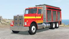 Gavril T-Series Fire Truck pour BeamNG Drive