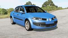 Renault Megane sedan 2006 pour BeamNG Drive