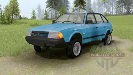 Moscou-2141 pour Spin Tires