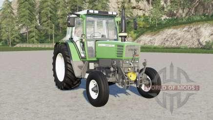 Fendt Farmer 307〡308〡309 Turboshift pour Farming Simulator 2017