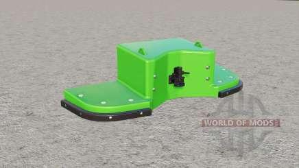 Krone rear weight für Farming Simulator 2017