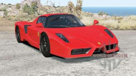 Enzo Ferrari 2004 für BeamNG Drive
