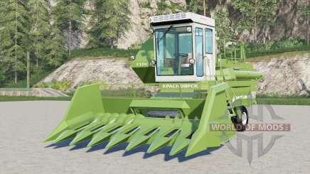Jenissei 1200-1Ꙧ für Farming Simulator 2017