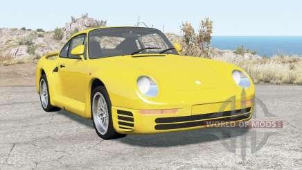 Porsche 959 1987 pour BeamNG Drive