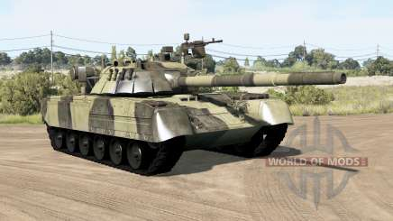 T-80UD (T-80UD) pour BeamNG Drive