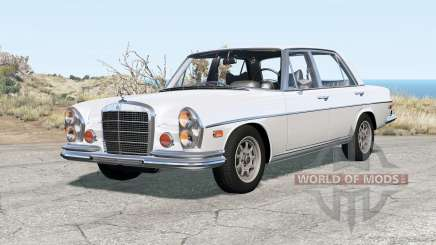 Mercedes-Benz 300 SEL 6.3 (W109) 196৪ pour BeamNG Drive