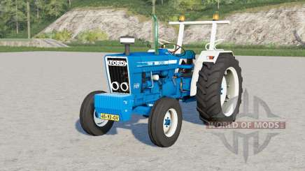 Ford 7600 für Farming Simulator 2017