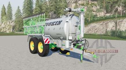 Joskin ModuloԶ 16000 MEB für Farming Simulator 2017