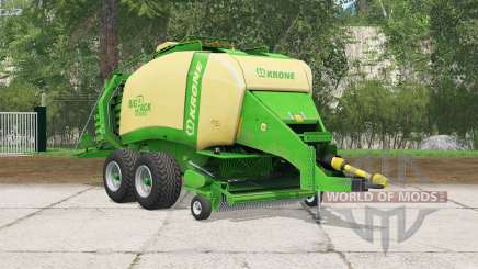 Krone BiG Pack 1290 HDP (XC) für Farming Simulator 2015