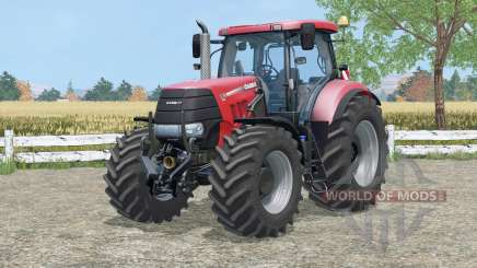 Case IH Puma 225 CVX amaranth red für Farming Simulator 2015