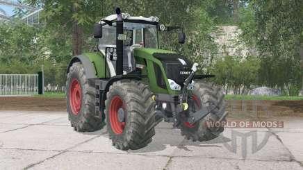 Fendt 828 Vario full lighting für Farming Simulator 2015