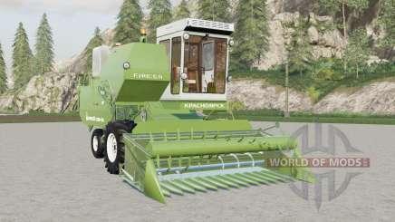 Jenissei 1200-1Ӎ für Farming Simulator 2017