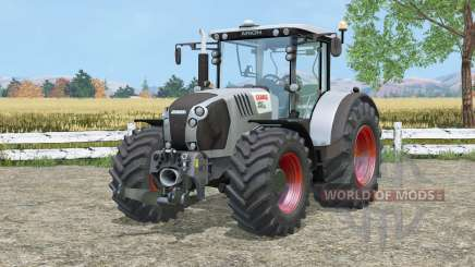 Claas Arion 650 storm gray für Farming Simulator 2015