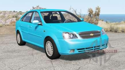 Chevrolet Lacetti sedan 2005 für BeamNG Drive