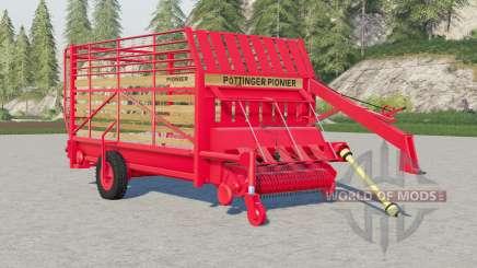 Pottinger Pionieᵲ pour Farming Simulator 2017