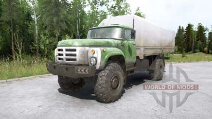 SIL 133GY 4x4 pour MudRunner