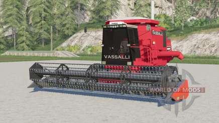 Vassalli 1200 für Farming Simulator 2017