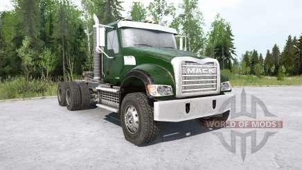Mack Granite 6x4 Tractor für MudRunner