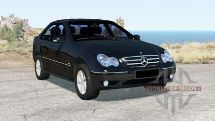 Mercedes-Benz C 320 (W203) 2004 pour BeamNG Drive