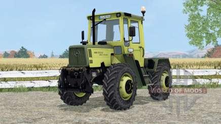 Mercedes-Benz Trac 900 Turbꝍ für Farming Simulator 2015