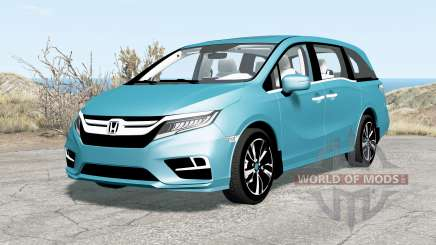 Honda Odyssey 2018 für BeamNG Drive