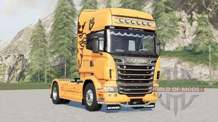 Scania R-series pour Farming Simulator 2017