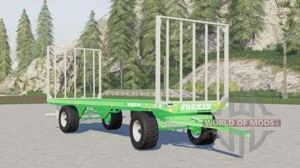 Joskin Wago TR৪000 pour Farming Simulator 2017