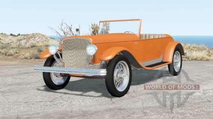 Classic Car v0.98.6 pour BeamNG Drive