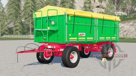Kroger Agroliner HKD ƺ02 für Farming Simulator 2017