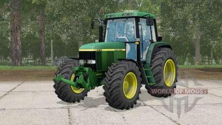 John Deere 6୨10 pour Farming Simulator 2015