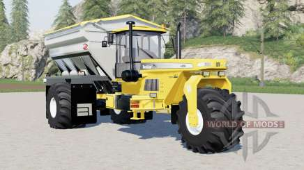 TerraGator 6203 three different attachable implements pour Farming Simulator 2017
