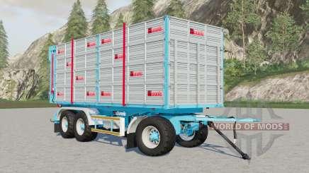 Adurante trailers pack für Farming Simulator 2017